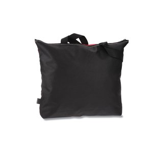 Network Zippered Tote - Closeout Image 1 of 1