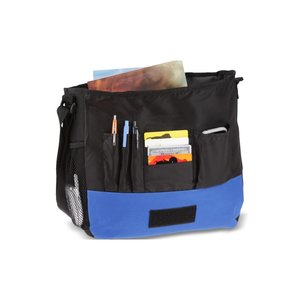 Bolt Urban Messenger Bag - Embroidered