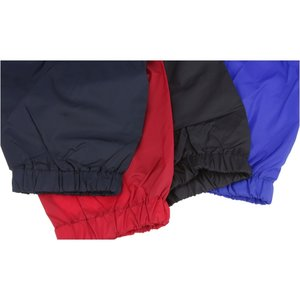 Full-Zip Nylon Anorak Jacket
