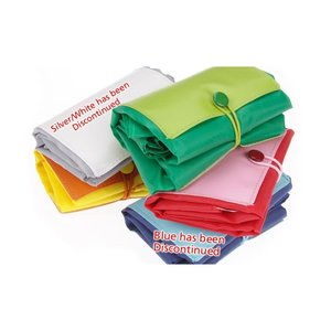 Mini Pocket Fold-Up Tote - Closeout Image 1 of 2