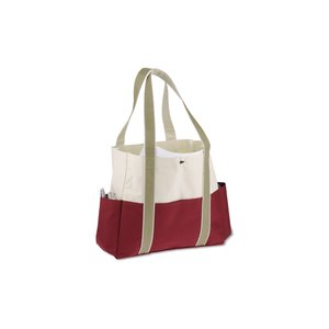 Carry All Pocket Tote - Closeout Image 1 of 1