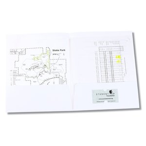 Economy Print FastFolders - Pencil Image 1 of 1