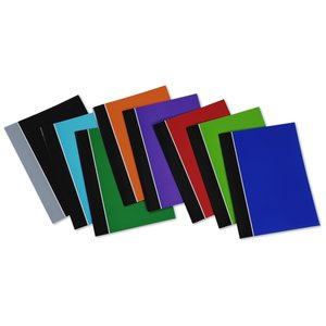 Paper Pocket Folder - Color Block Image 1 of 2