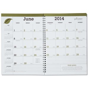 Goingreen Monthly Planner Image 1 of 2