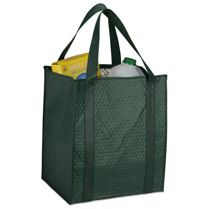 Therm O Tote Insulated Grocery Bag Full Color