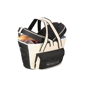 Picnic Basket Cooler - 24 hr