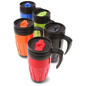 Tazza Travel Mug - 14 oz. - 24 hr Image 2 of 2