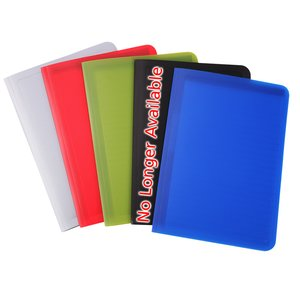 Colorplay Slim Padfolio