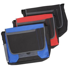 Transit Messenger Bag - Screen