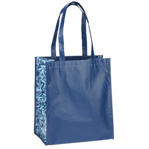 Expressions Grocery Tote - Blue Image 2 of 4