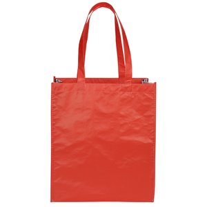 Expressions Grocery Tote - Red Image 1 of 4