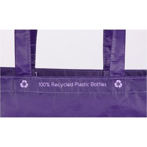 Expressions Grocery Tote - Purple Image 4 of 4
