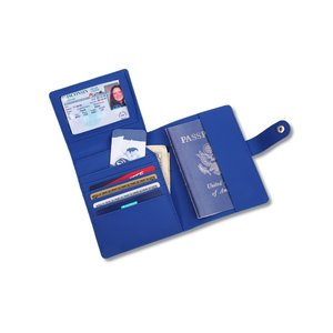 Passport & ID Holder Image 2 of 4