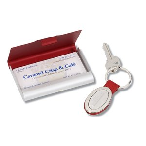 Viva La Business Card and Key Tag Gift Set Image 1 of 1
