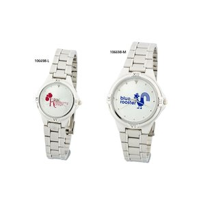 Silver Designer Watch - Ladies' Image 1 of 1