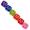 View Image 2 of 2 of Ear Buds with Interchangeable Covers - Colors - 24 hr