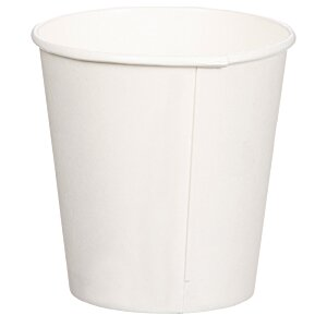 Compostable Solid Cup - 10 oz. - Low Qty Image 2 of 2