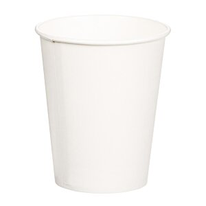 Compostable Solid Cup - 12 oz. - Low Qty Image 2 of 2