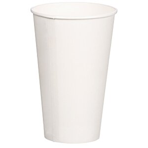 Compostable Solid Cup - 16 oz. - Low Qty Image 2 of 2