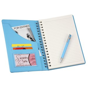 Neoskin Spiral Notebook with Tempest Pen Image 1 of 2
