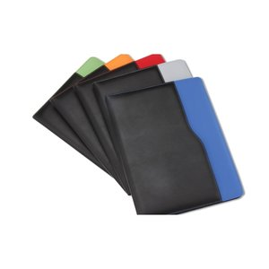 Bold Color Portfolio Folder