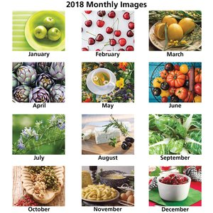 The Old Farmer's Almanac Calendar - Recipe - Spiral - 24 hr Image 1 of 1