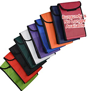 Non-Woven Lunch Sack Cooler - 24 hr Image 1 of 2