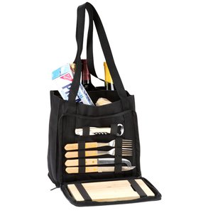 Modesto 7-Piece Picnic Carrier Set Image 1 of 2
