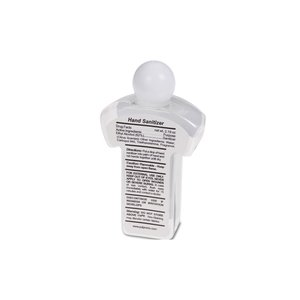 Body Shape Hand Sanitizer - Tie Image 1 of 1