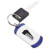 View Image 2 of 2 of On The Edge Keychain - Opaque - 24 hr