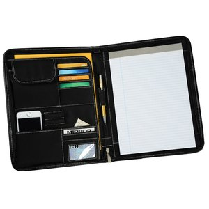 Method Zippered Padfolio Image 1 of 1