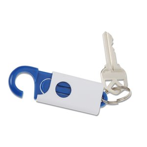 Snap-N-Lock Key Tag Image 1 of 2