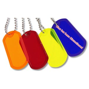 Scented Dog Tag - Closeout Image 1 of 1