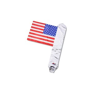 Rally Flag Balloon - USA Flag - Closeout Image 1 of 2