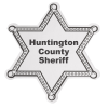 Lapel Sticker by the Roll - Sheriff Badge