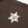 Lapel Sticker by the Roll - Sheriff Badge Image 2 of 2