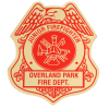 Lapel Sticker by the Roll - Junior Firefighter Badge