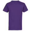 View Extra Image 1 of 2 of 5.2 oz. Cotton T-Shirt - Youth - Screen