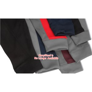 J. America Moisture Wicking Sweatshirt - Applique Twill Image 1 of 1