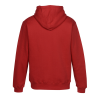 View Extra Image 2 of 2 of J. America 10 oz. Premium Hooded Sweatshirt - Embroidered