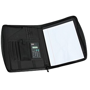 Precision Zippered Padfolio Image 1 of 1