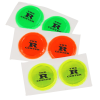 Reflective Sticker Sets - Twin Dots Image 1 of 1