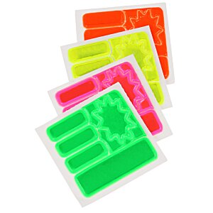 Helmet Reflectors - Set of 5 Image 1 of 1