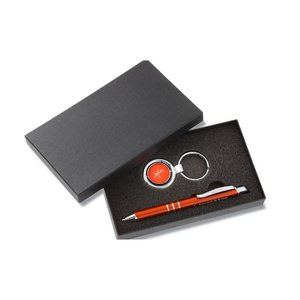 Slim Line Pen & Key Tag Set