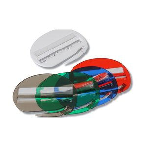3-in-1 Letter Opener - Translucent Image 1 of 1