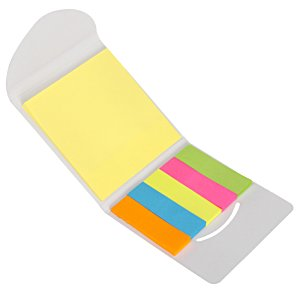 Bright Flag Set with Adhesive Notes Image 1 of 2