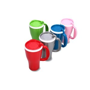Omega Travel Mug - 16 oz. Image 2 of 2