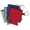 View Extra Image 1 of 2 of Collapsible Koozie® Can Kooler with Carabiner - 24 hr