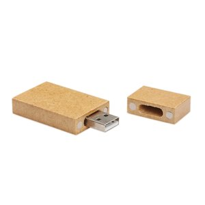 Eco Paperboard USB Drive - 4GB - 24 hr Image 2 of 3