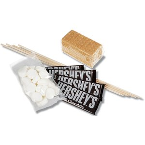 S'more Kit - Brown Stripe